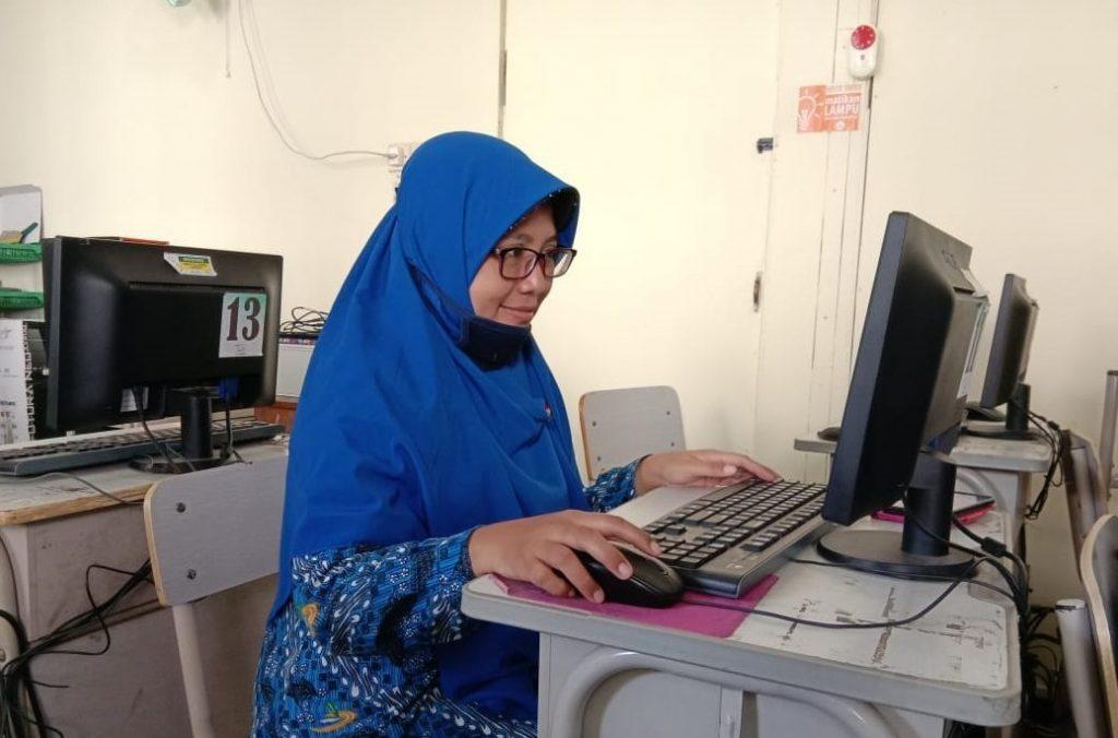 guru mengajar online-smait al uswah